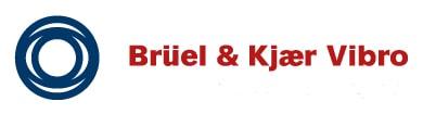 Логотип компании Brüel & Kjær Vibro (Брюль и Къер Вибро)