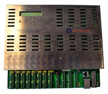VDAU-6000 Аппаратура измерения параметров вибрации многоканальная