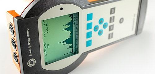 Виброметр-анализатор Vibrotest-60