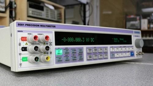 Мультиметр цифровой прецизионный Transmille 8081R