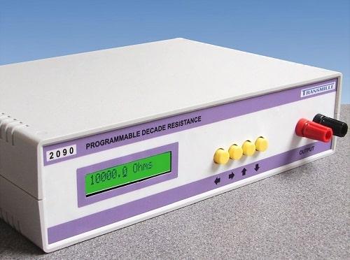 Магазин сопротивления программируемый Transmille 2090