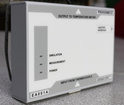 EA001A THERMOCOUPLE SOURCE / MEASUREMENT ADAPTER