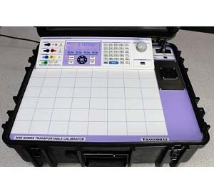 Многофункциональный калибратор Transmille 3041TR, ±25 ppm