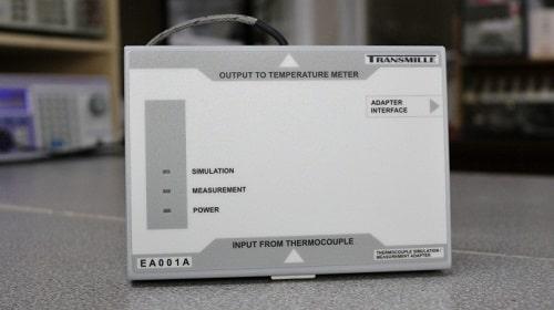 Transmille EA001A - модуль имитации термопар и компенсация холодного спая
