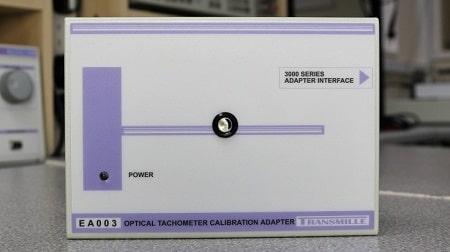 EA003 — модуль калибровки оптических тахометров