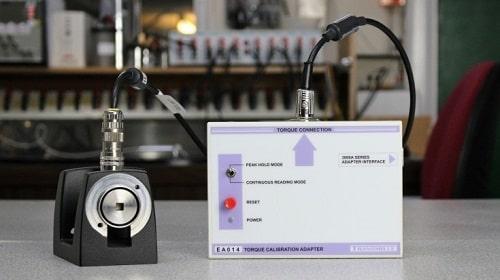 EA014 адаптер для устройства калибровки моментных ключей
