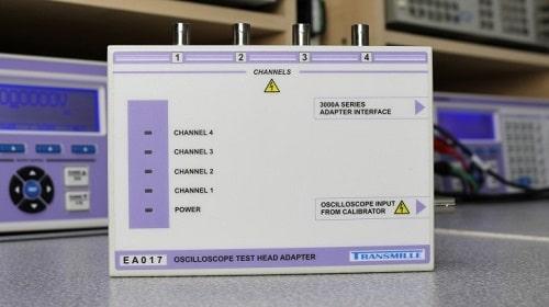 Transmille EA017 4-х канальный переключаемый испытательный адаптер