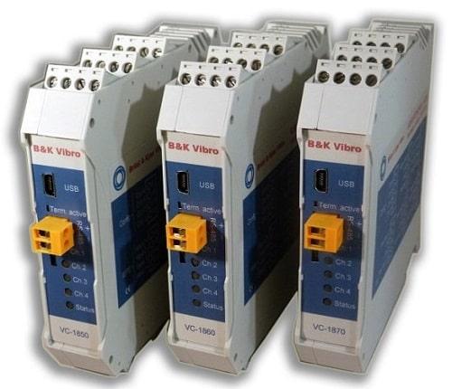 Аппаратура измерения и мониторинга вибрации VC-1800