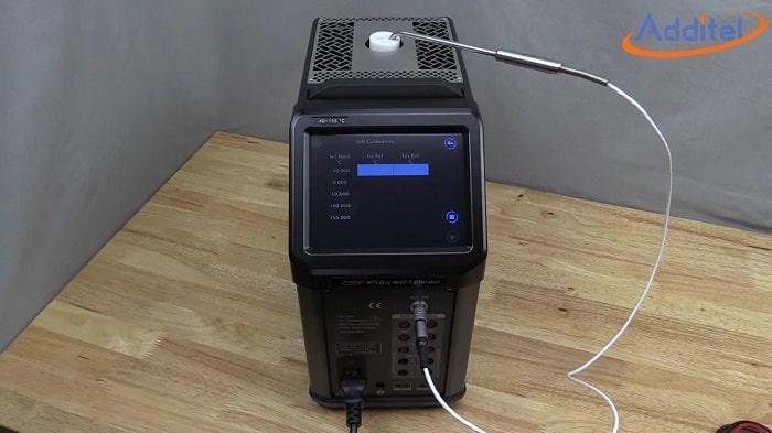 ADT875PC-660 калибратор