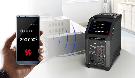 Калибратор температуры Additel 875PC-155