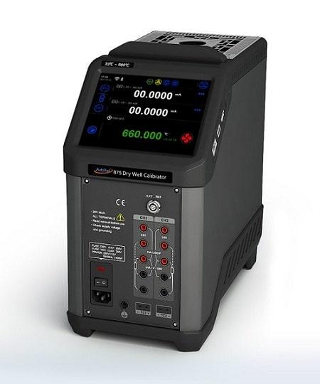 Калибратор температуры Additel 875PC-660