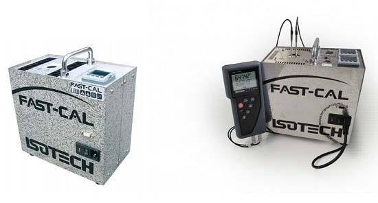 Калибраторы температуры Isotech Fast-Cal: Fast-Cal Basic, Fast-Cal Complete