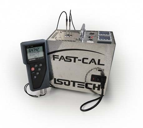 Калибратор температуры сухоблочный ISOTECH Fast-Cal HIGH Complete