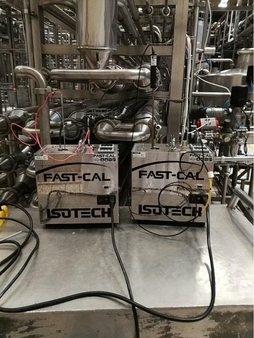 Калибратор температуры Isotech Fast-Cal Complete