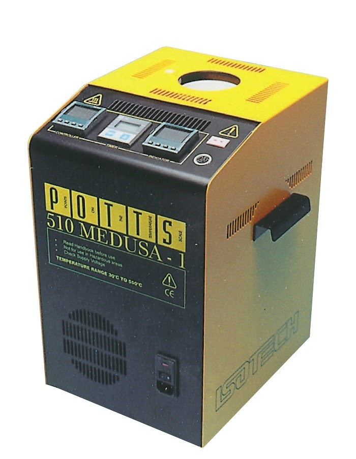 Isotech Medusa 510 сухоблочный калибратор температуры
