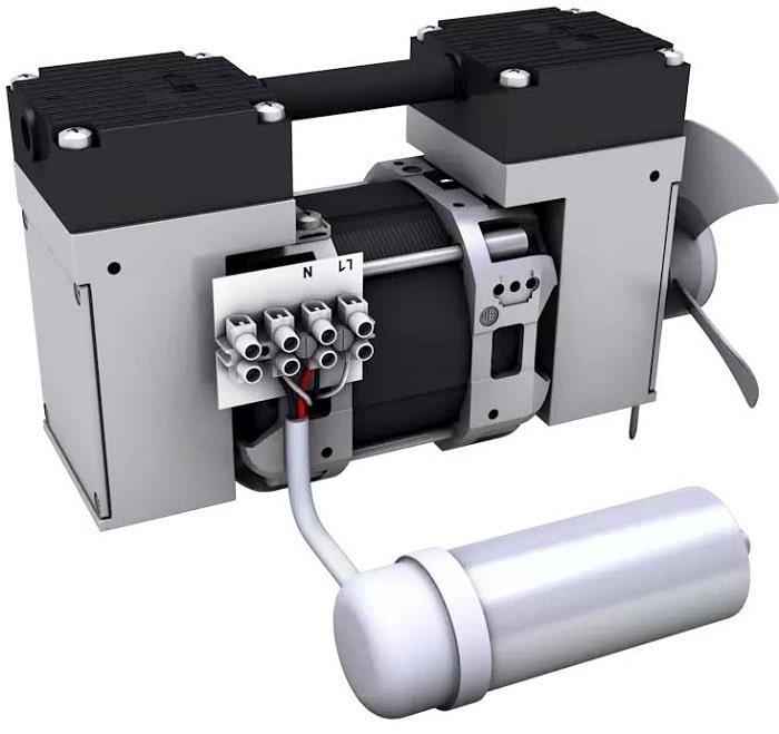 Мембранный газовый насос KNF N 816.3