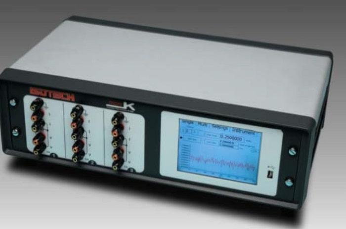 Прецизионный измерительный температурный мост microK 125