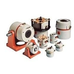 Вибростенды с постоянным магнитом V101/2-PA25E, V201/3-PA25E, V406/8-PA100E, V406/8-PA500L, V450/1-PA500L, V455/6-PA1000L