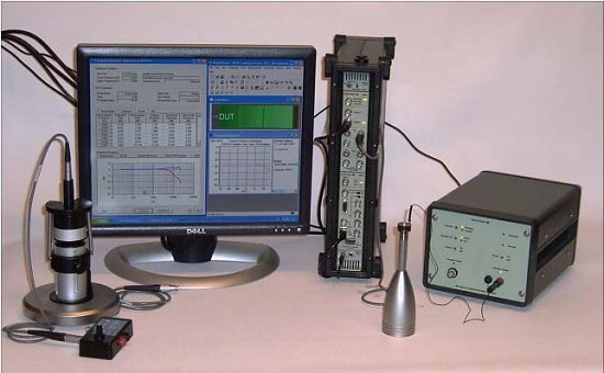 Система калибровки микрофонов 9721