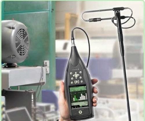 Ручная система измерения интенсивности звука 2270-G