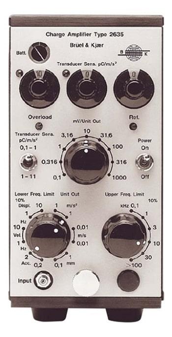 Усилитель-формирователь сигнала 2635