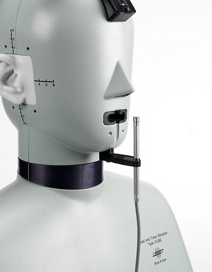 Имитатор головы 4128 микрофон