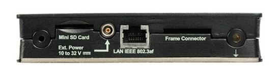 Анализатор LAN-XI 3052 подключение