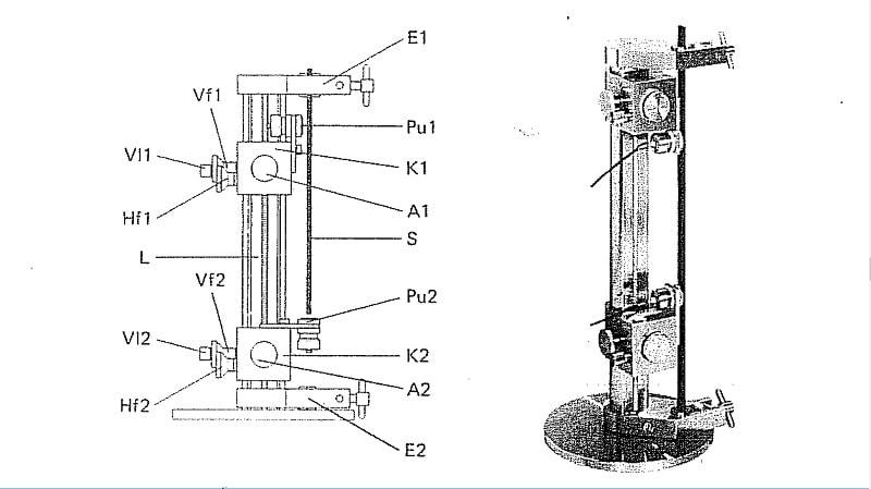 Измерительная установка 3930 схема