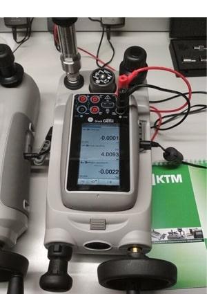 Druck dpi 620g калибратор давления