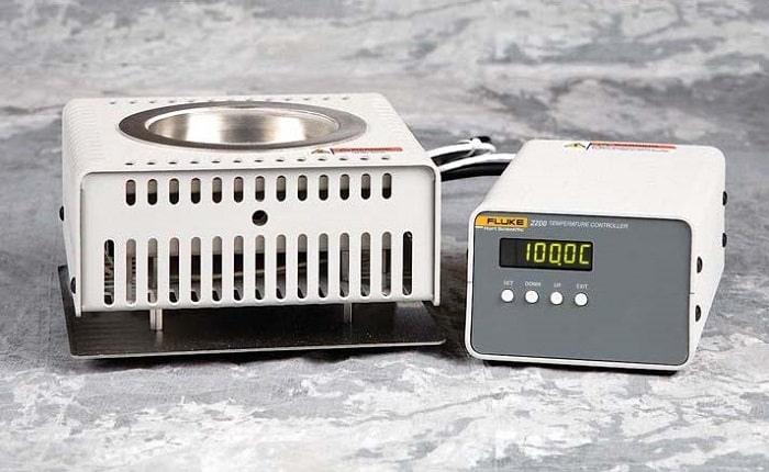 Калибратор поверхностных датчиков температуры Fluke 3125