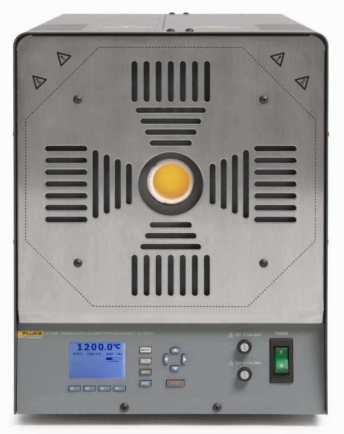 Печи горизонтальные высокотемпературные Fluke 9118А