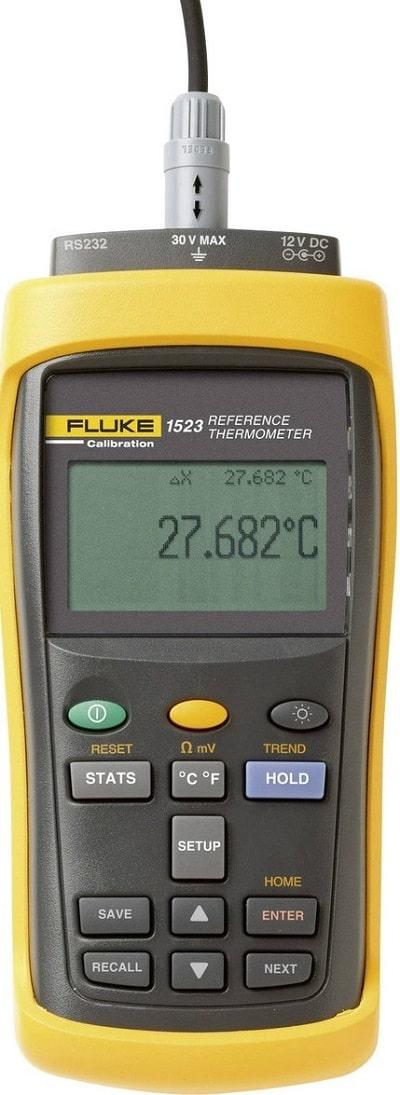 Эталонные термометры Fluke 1523