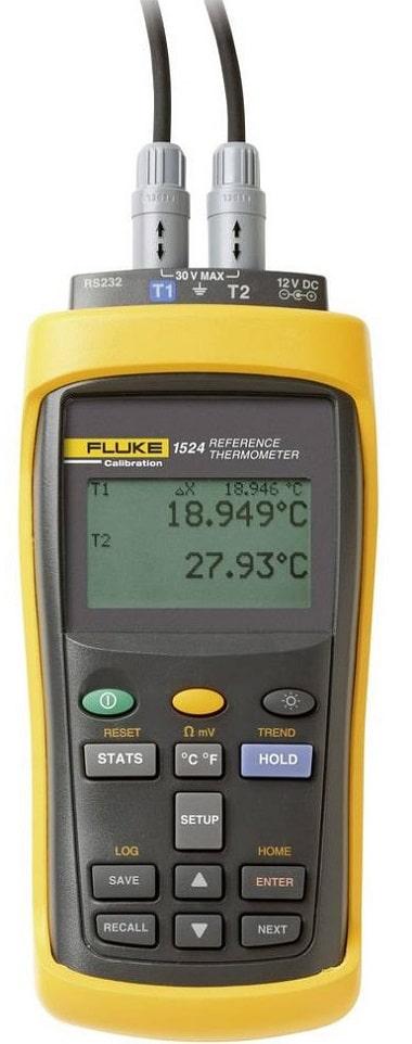 Эталонные термометры Fluke 1524