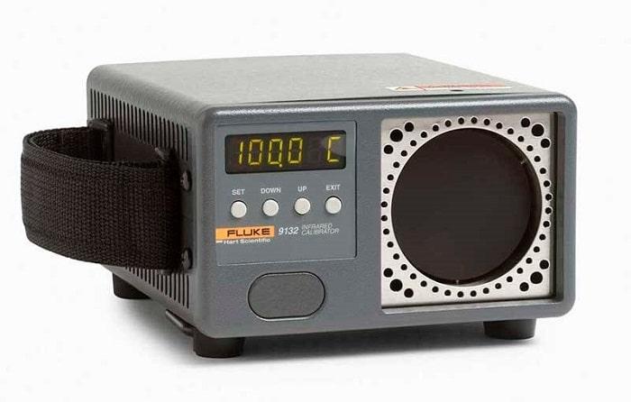 Fluke 9132 инфракрасный калибратор