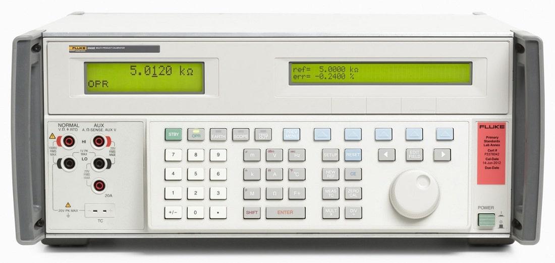 Калибраторы многофункциональные Fluke 5502A