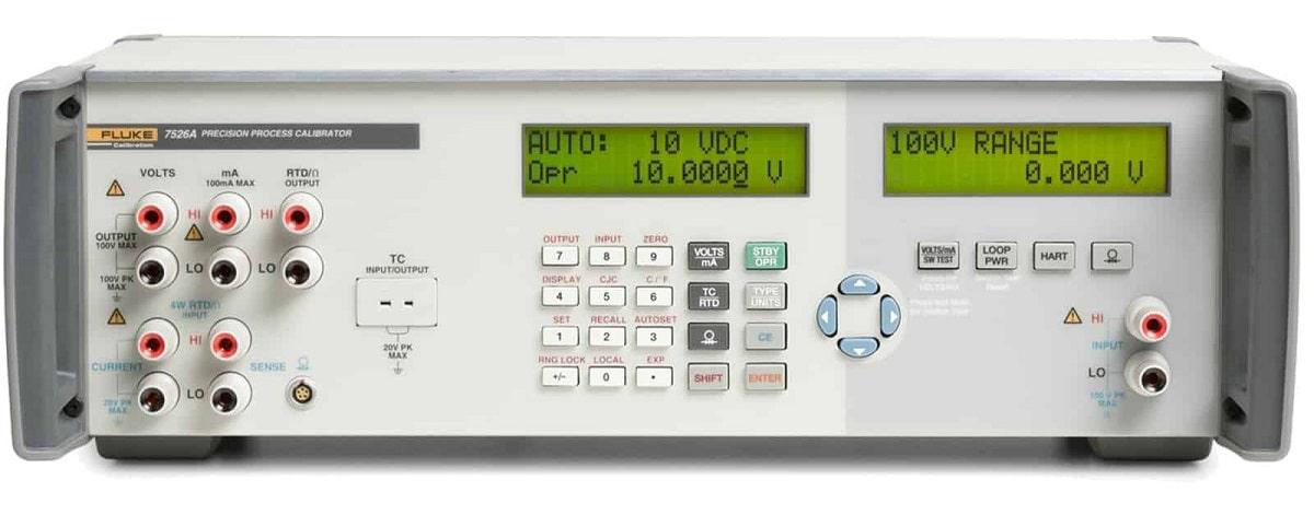 Калибратор процессов прецизионный Fluke 7526A