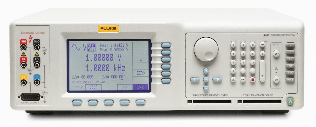 Калибратор многофункциональный Fluke 9100